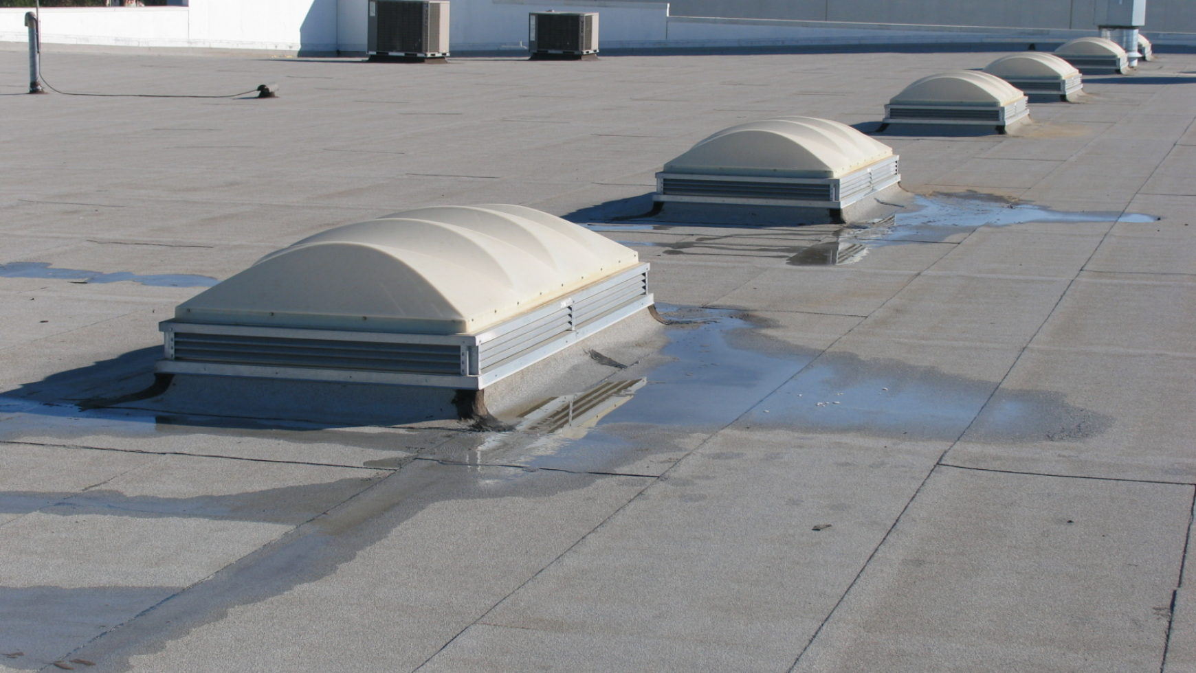 Flat Commercial Roof Skylights: Benefits and Drawbacks
