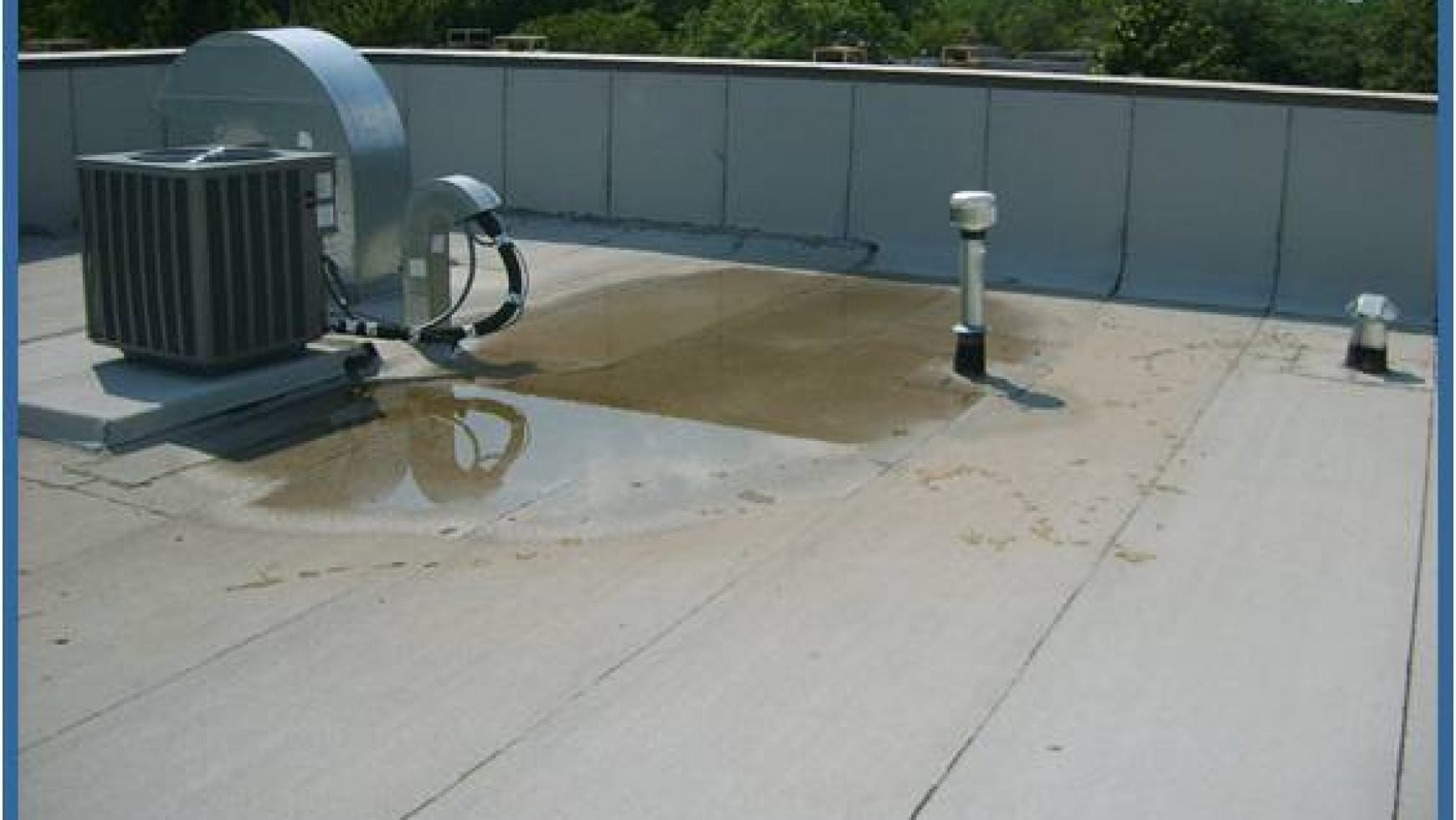 6 Most Common Flat Roof Maintenance Mistakes