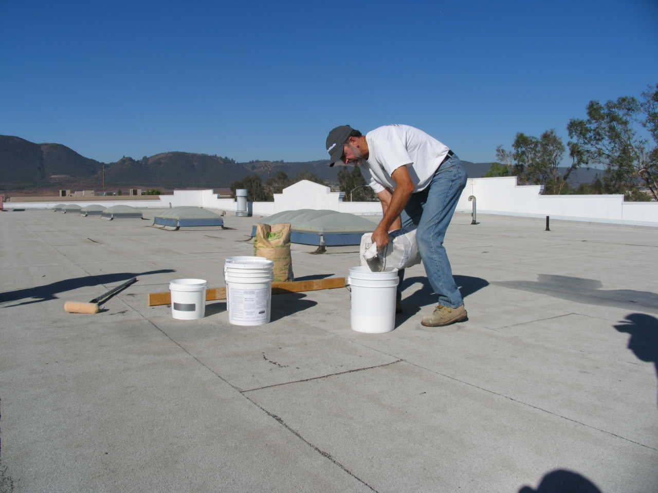 The Many Performance Requirements for Roof Leveling Compounds