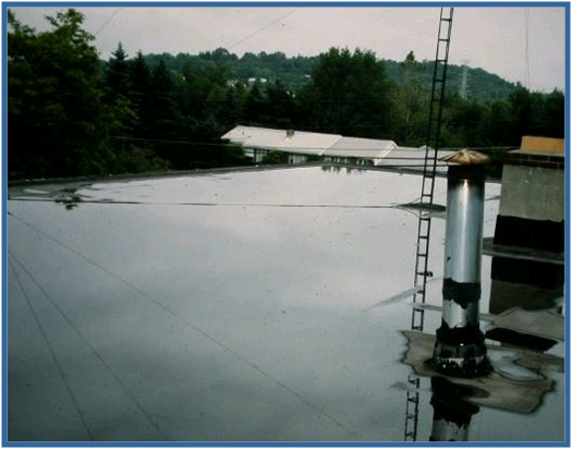 The Importance Of Gutter Maintenance For Flat Roofs