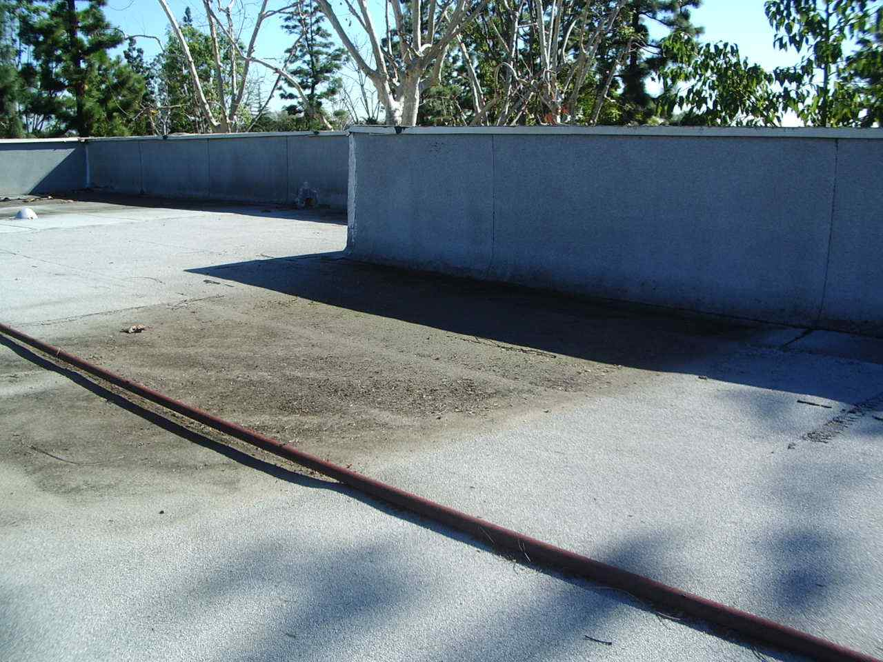 The Importance of Slope On Flat Commercial Roofs
